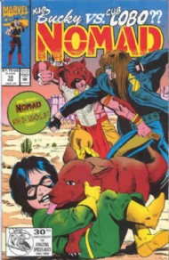 Nomad (2nd Series) 1992 - 1994 #10