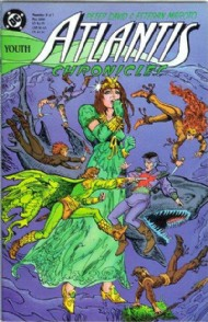 Atlantis Chronicles 1990 #3