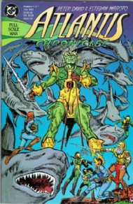 Atlantis Chronicles 1990 #4