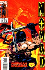 Nomad (2nd Series) 1992 - 1994 #22