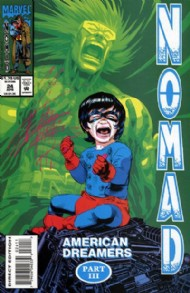 Nomad (2nd Series) 1992 - 1994 #24