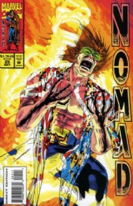 Nomad (2nd Series) 1992 - 1994 #25