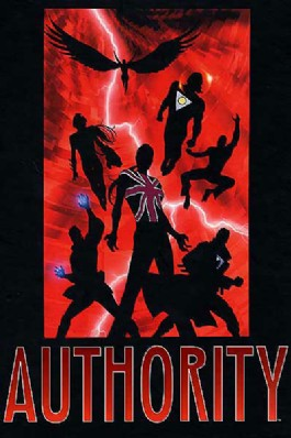 Authority Absolute Edition #1