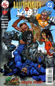 Authority/Lobo: Jingle Hell 2004 #1