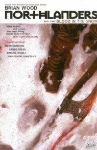 Northlanders: Blood in the Snow 2010 #3