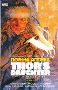 Northlanders: Thor's Daughter and Other Stories 2012 #6
