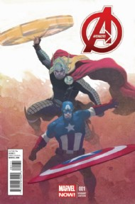 The Avengers (5th Series) 2013 - 2014 #1