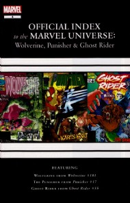 Official Index to the Marvel Universe: Wolverine, Punisher & Ghost Rider 2011 - 2012 #4