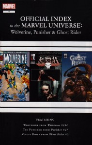 Official Index to the Marvel Universe: Wolverine, Punisher & Ghost Rider 2011 - 2012 #5