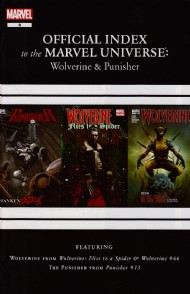 Official Index to the Marvel Universe: Wolverine, Punisher & Ghost Rider 2011 - 2012 #8