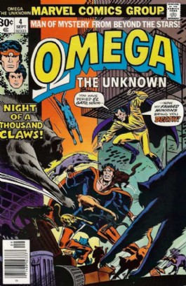 Omega the Unknown #4