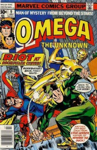 Omega the Unknown 1976 - 1977 #9