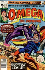 Omega the Unknown 1976 - 1977 #10