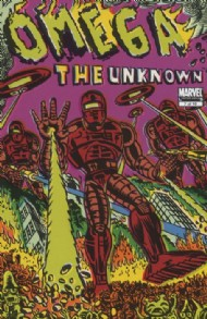 Omega the Unknown (2nd Series) 2007 - 2008 #7