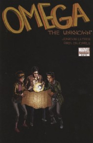 Omega the Unknown (2nd Series) 2007 - 2008 #8