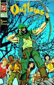 Outlaws 1991 - 1992 #2
