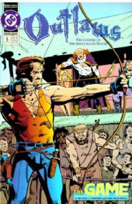 Outlaws 1991 - 1992 #5