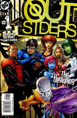 Outsiders (3rd Series) #1
