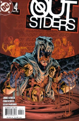 Outsiders (3rd Series) #4