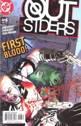Outsiders (3rd Series) #6