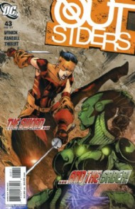Outsiders (3rd Series) 2003 - 2007 #43