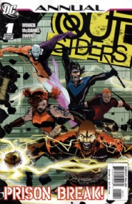 Outsiders (3rd Series) Annual 2007 #1