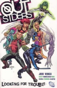 Outsiders (3rd Series): Looking for Trouble 2004 #1