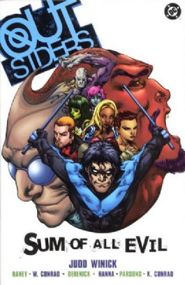 Outsiders (3rd Series): Sum of All Evil #2