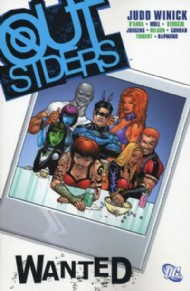 Outsiders (3rd Series): Wanted 2005 #3