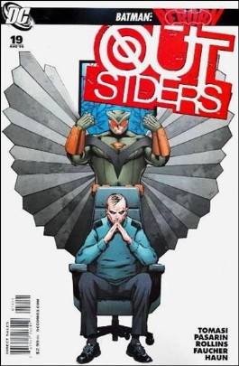 Outsiders (4th Series) #19