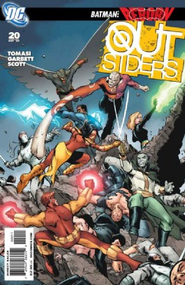Outsiders (4th Series) #20