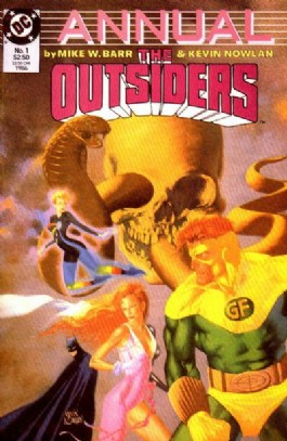 Outsiders Annual #1