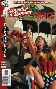 Outsiders: Five of a Kind: Wonder Woman/Grace 2007 #5
