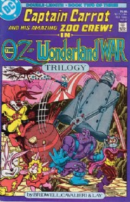 Oz-Wonderland War 1986 #2