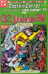 Oz-Wonderland War 1986 #3