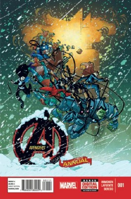 The Avengers (5th Series) Annual #1