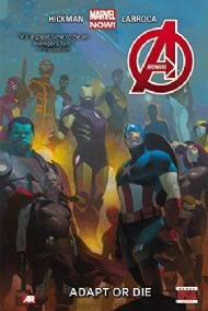 The Avengers (5th Series): Adapt or Die 2014