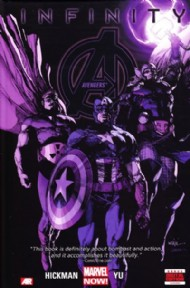The Avengers (5th Series): Infinity 2014