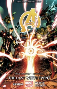 The Avengers (5th Series): the Last White Event 2013