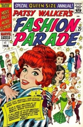 Patsy Walker's Fashion Parade #1