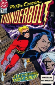 Peter Cannon: Thunderbolt 1992 - 1993 #1