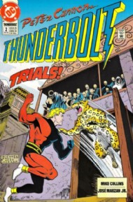Peter Cannon: Thunderbolt 1992 - 1993 #2