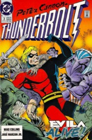 Peter Cannon: Thunderbolt 1992 - 1993 #3