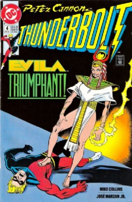 Peter Cannon: Thunderbolt #4