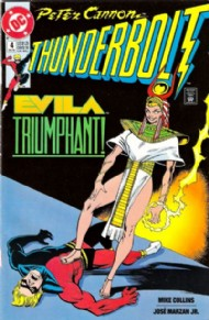 Peter Cannon: Thunderbolt 1992 - 1993 #4