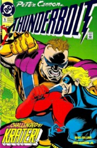 Peter Cannon: Thunderbolt 1992 - 1993 #5