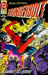 Peter Cannon: Thunderbolt 1992 - 1993 #6