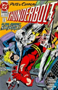 Peter Cannon: Thunderbolt 1992 - 1993 #7