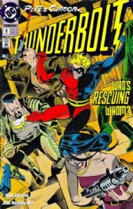 Peter Cannon: Thunderbolt 1992 - 1993 #8