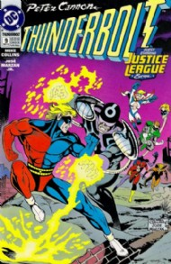 Peter Cannon: Thunderbolt 1992 - 1993 #9
